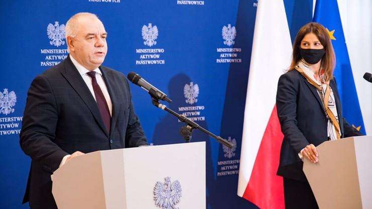Była minister sportu Danuta Dmowska-Andrzejuk z nową funkcją w resorcie Jacka Sasin