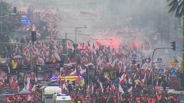 Ponad 6 tys. policjantów podczas obchodów Święta Niepodległości w Warszawie