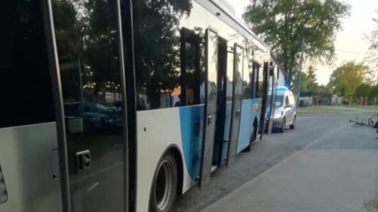 Obywatelskie zatrzymanie pijanego kierowcy autobusu. Miał trzy promile