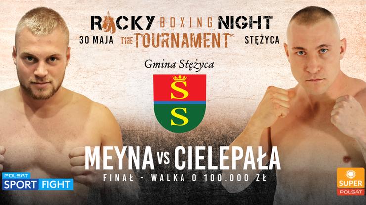 Kacper Meyna faworytem ekspertów w wielkim finale Polskiego Turnieju Wagi Ciężkiej
