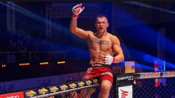 Mistrz Babilon MMA chce pójść śladami Mateusza Gamrota! Przejdzie do UFC?