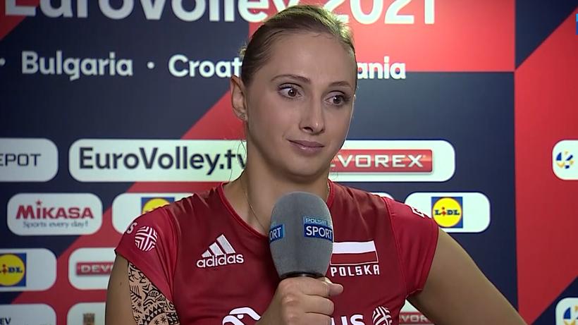 Efimienko-Młotkowska: Dopiero w ostatnim secie zaczęłyśmy grać