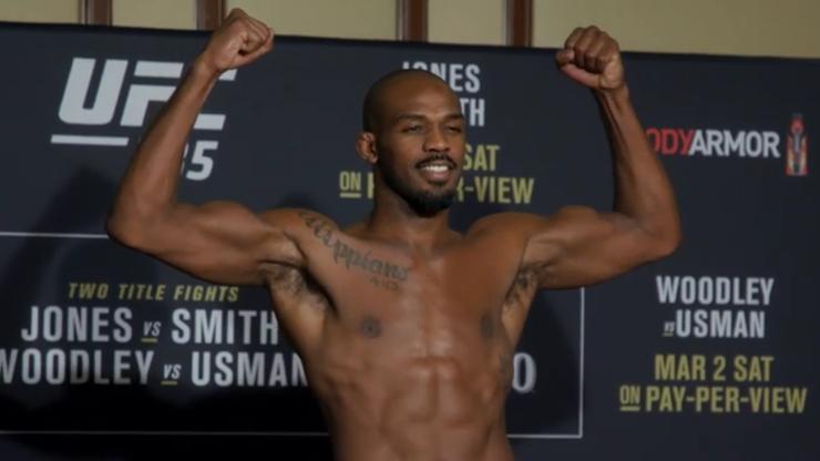 UFC 235: Jones, Smith, Woodley i Usman w limicie przed hitową galą