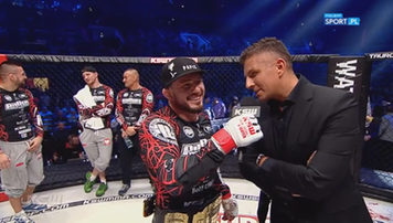 Mańkowski wygrał walkę z… Borkiem o mikrofon (WIDEO)