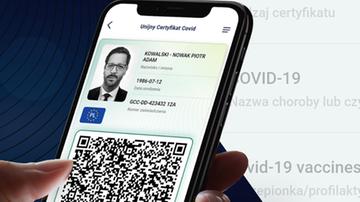 Od dziś działa Unijny Certyfikat COVID
