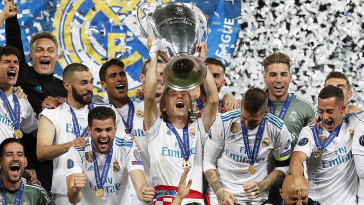 Liga Mistrzów: Real Madryt - AS Roma. Transmisja meczu w Polsacie Sport Premium 2!
