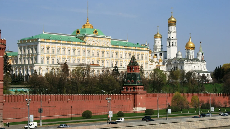 Samobójstwo na Kremlu. Funkcjonariusz zastrzelił się podczas służby