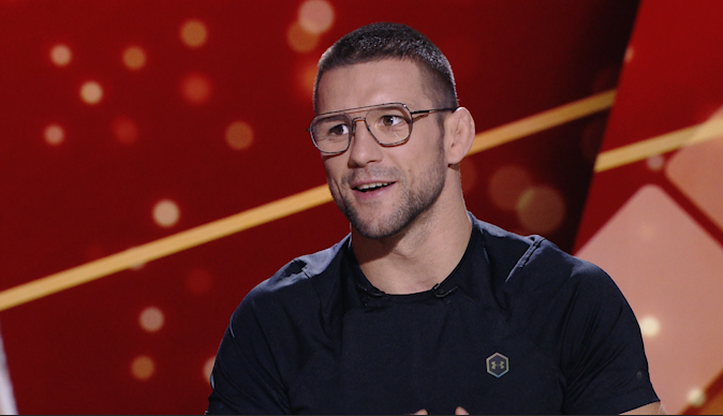 Mateusz Gamrot: Nigdy nie ukrywałem, że moim celem jest pas UFC