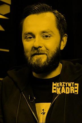 """2020-09-07 """"Krzywy kadr"""": Gościem programu Michał Walkiewicz"""