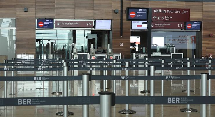 Nowe lotnisko w Berlinie