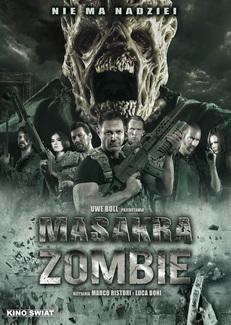 Masakra zombie