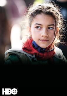 Dziewczynka z Parku Igieł