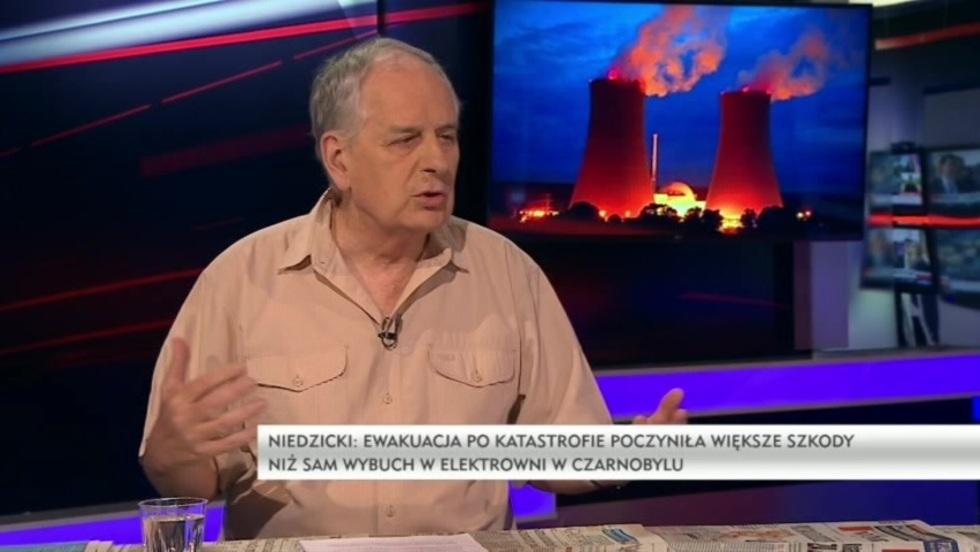 Polska w kawałkach Grzegorza Jankowskiego - Wiktor Niedzicki