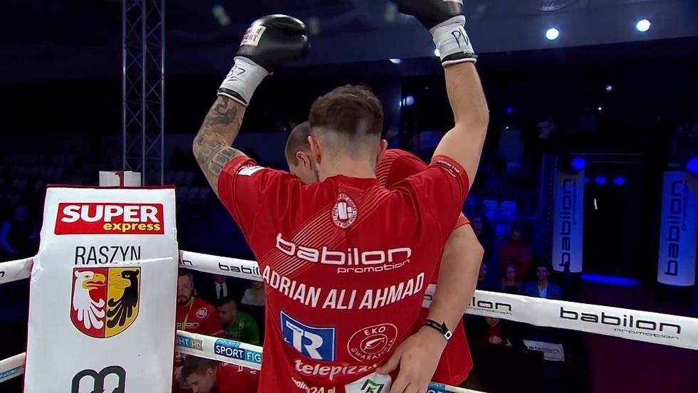 Adrian Ali Ahmad - Jakub Laskowski