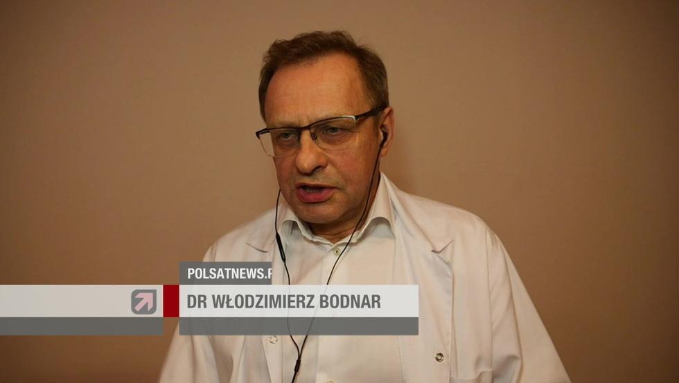 Gość Wydarzeń - dr Włodzimierz Bodnar