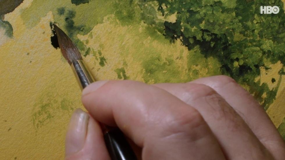 Malowanie z Johnem, odc. 3