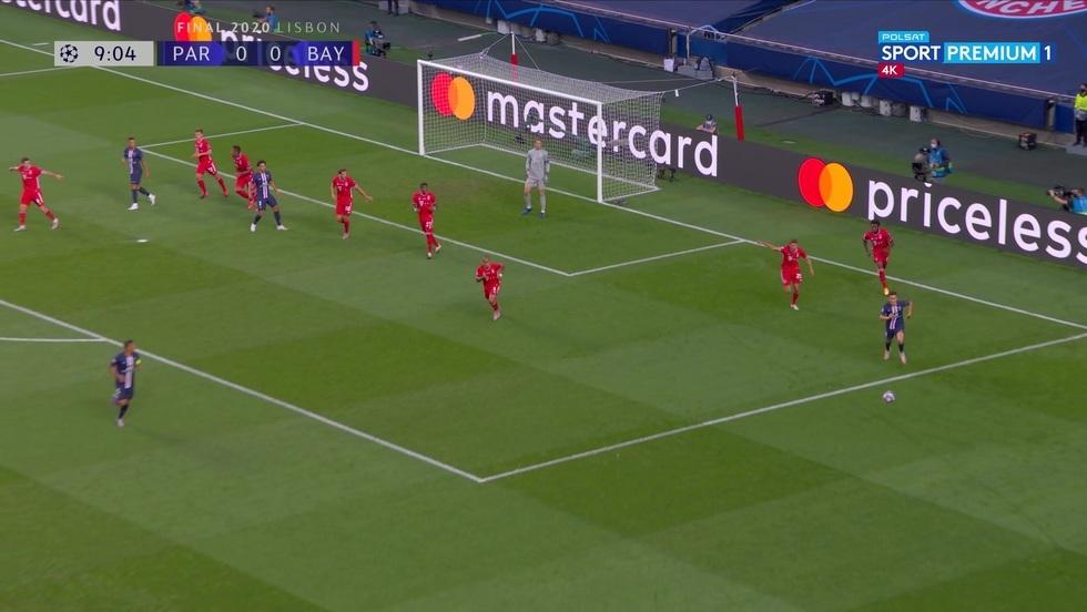 Paris Saint-Germain - Bayern Monachium 4K