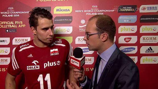 Fabian Drzyzga: Było dużo nerwów. Bałem się, że możemy przegrać