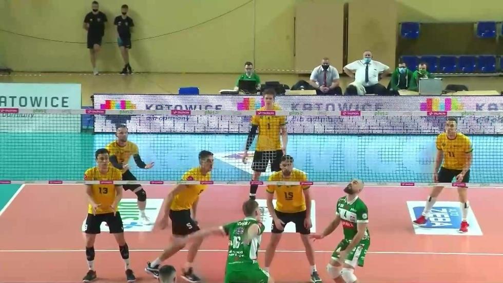 GKS Katowice - Indykpol AZS Olsztyn