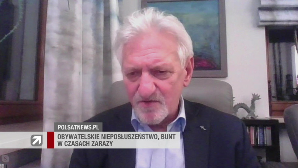 Gość Wydarzeń - prof. Andrzej Horban