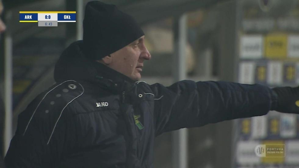 Arka Gdynia - Górnik Łęczna