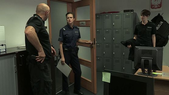 Policjantki i policjanci - Odcinek 9