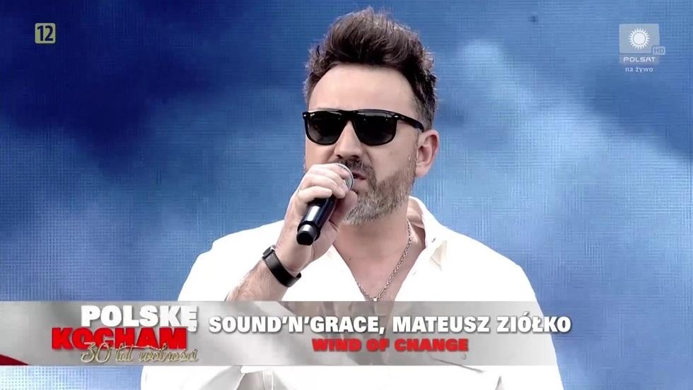Mateusz Ziółko, Sound'n'Grace - Wind of change