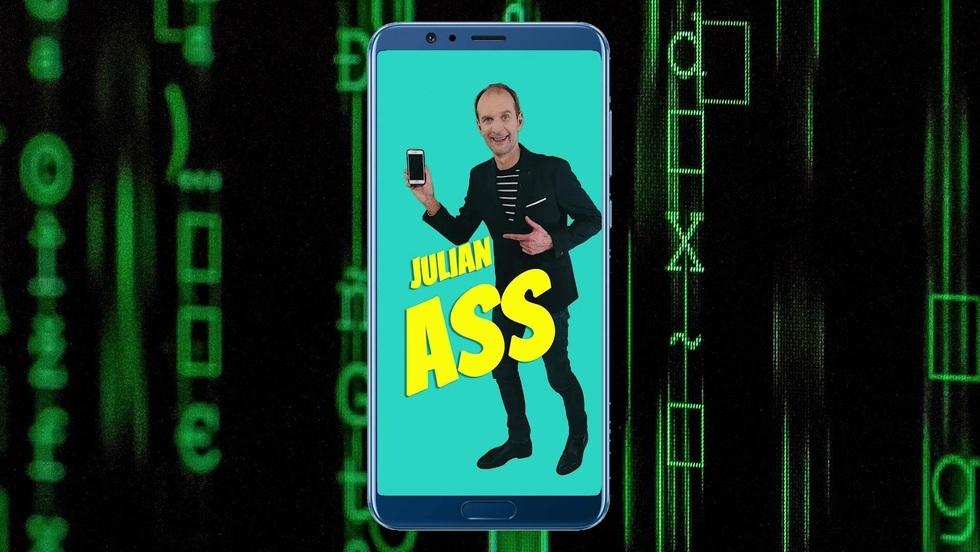 Kołcz Julian - Ta apka to totalny hit sieci! Musisz ją mieć!