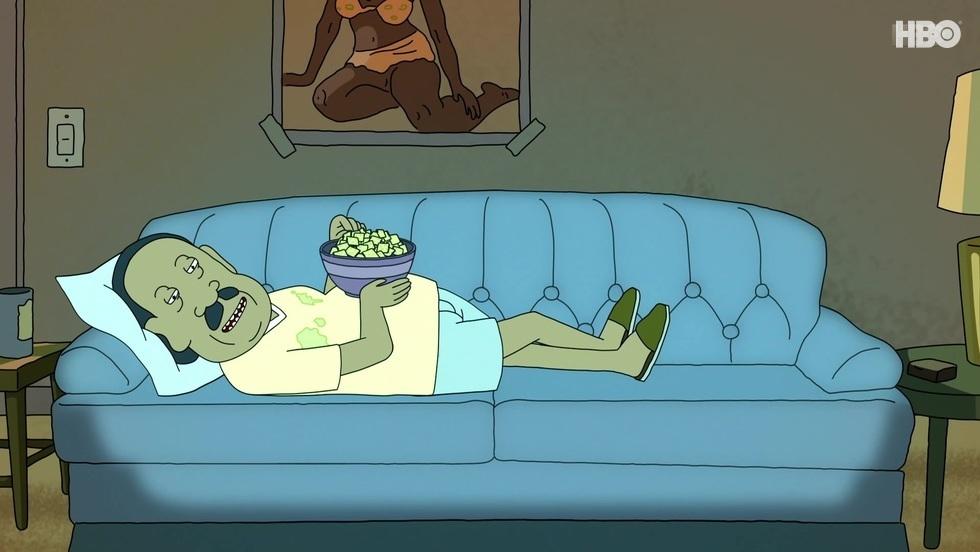 Rick i Morty I, odc. 2