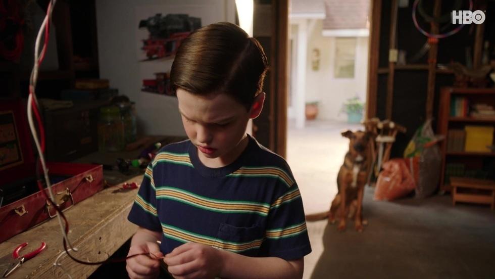 Młody Sheldon I, odc. 20