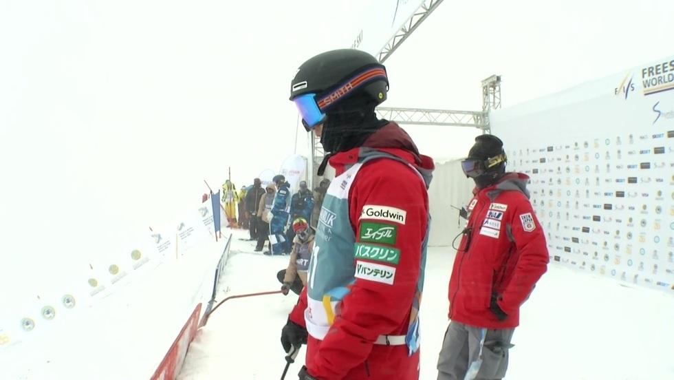 Puchar Świata FIS Freestyle & Freeski - Almaty - podwójna jazda po muldach