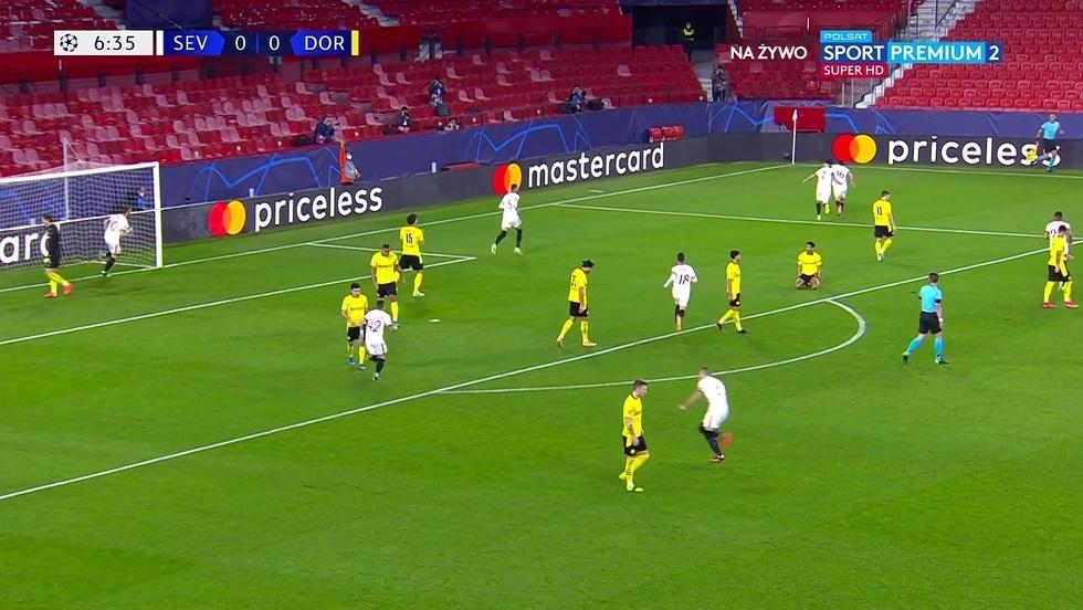Sevilla FC - Borussia Dortmund