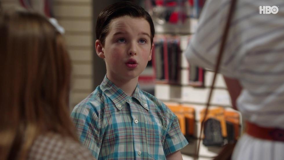 Młody Sheldon I, odc. 12