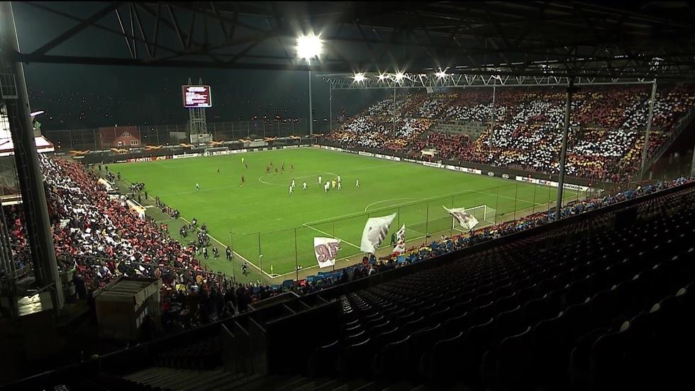 CFR Cluj - Sevilla FC