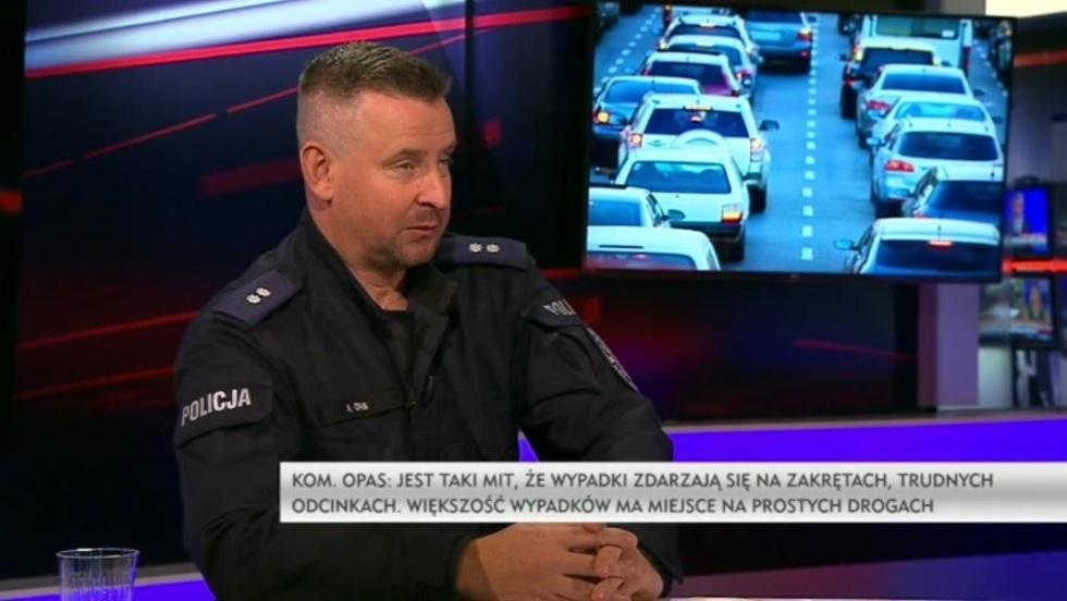 Polska w kawałkach Grzegorza Jankowskiego - kom. Robert Opas
