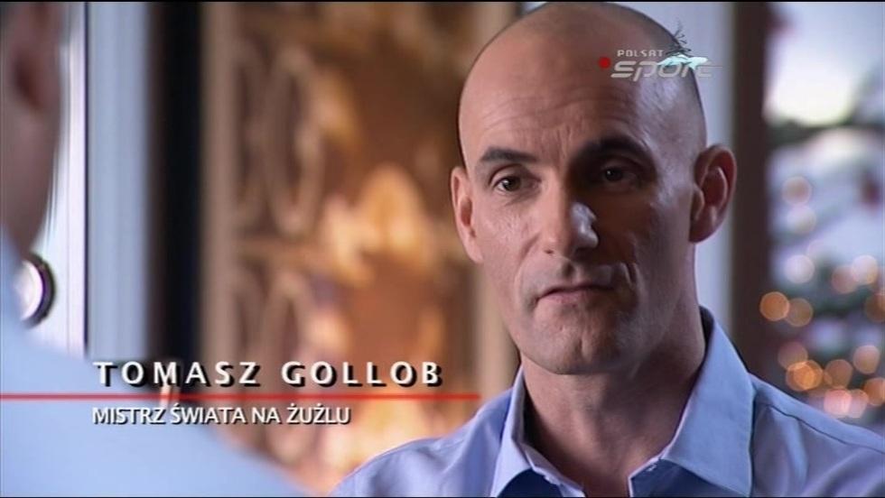 Kulisy sportu - wywiady Romana Kołtonia: Tomasz Gollob