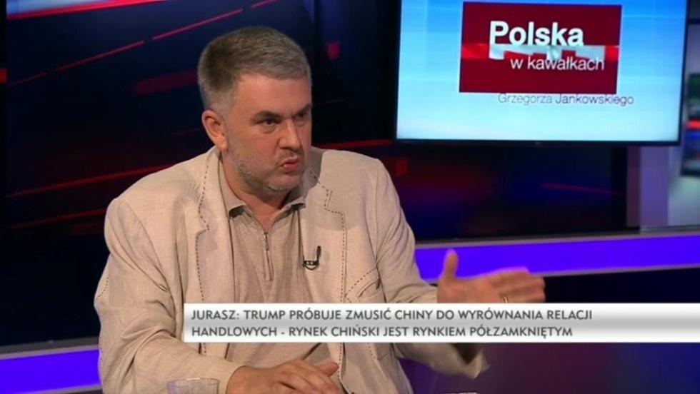 Polska w kawałkach Grzegorza Jankowskiego - Witold Jurasz