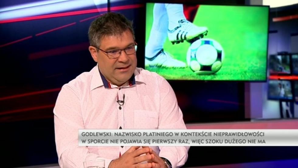 Polska w kawałkach Grzegorza Jankowskiego - Adam Godlewski