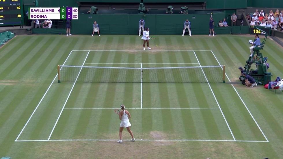 Serena Williams - Evgenija - Rodina