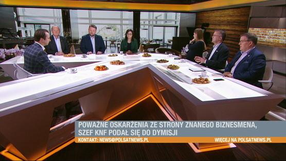 Śniadanie w Polsat News - 18.11.2018